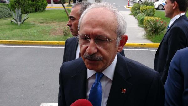 """Kılıçdaroğlu,""""Ahmet Hakan'a yapılan saldırı ciddi endişeler yaratıyor"""""""