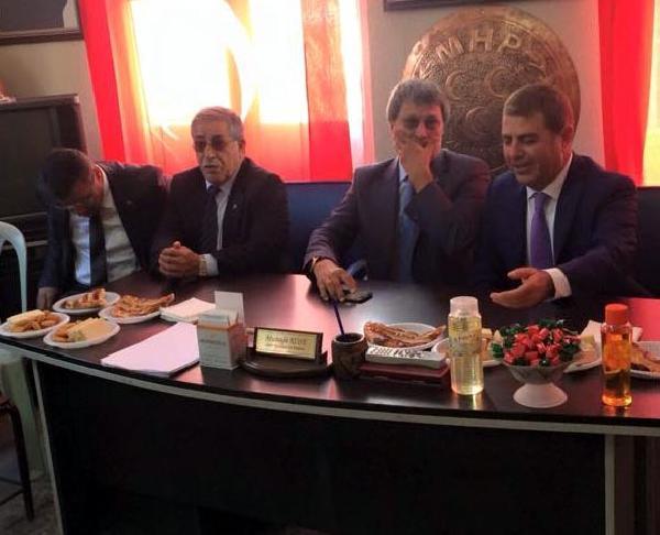 MHP'li Halaçoğlu: Sayın Davutoğlu, 'saray'dan hükümet kurmama görevi aldı