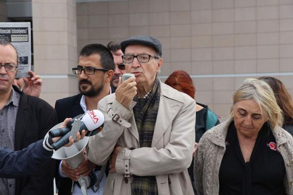 TGC Başkanı Turgay Olcayto: Yapılan ölüm tehditlerinin bu sonucu getireceği belliydi