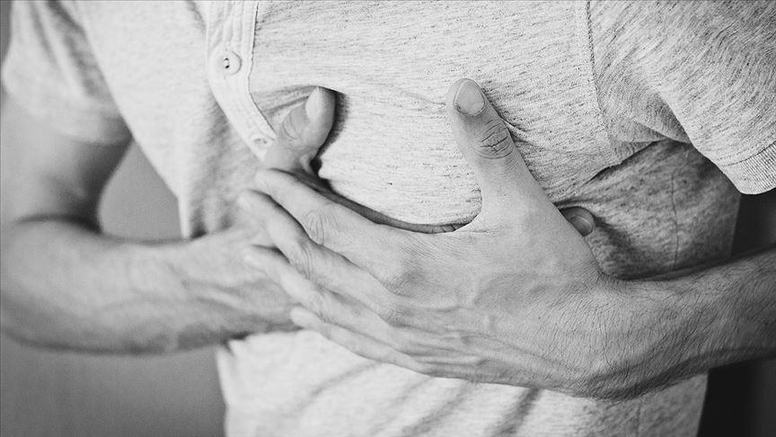 Avrupalılar en fazla kalp krizinden ölüyor