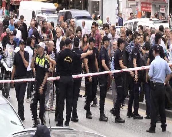 Ankara'da belediye otobüsü durağa daldı; ölenler var (2)