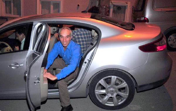 Irak'ta kaçırılan işçi Orhangazi'deki evine döndü