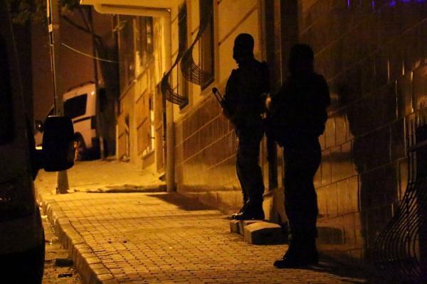 İstanbul'da ''Terör'' Operasyonu