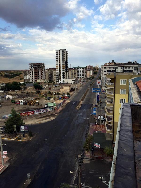 Diyarbakır'ın Silvan İlçesi'nde sokağa çıkma yasağı