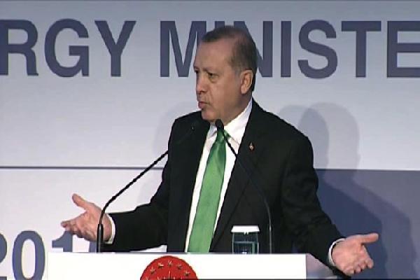 """Cumhurbaşkanı Erdoğan """"G-20 Enerji Bakanları Zirvesi""""nde konuştu"""