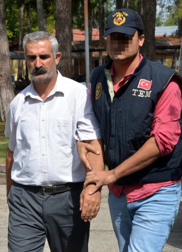 Adana'da 2 polisi şehit eden PKK'lıların kimlikleri saptandı