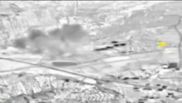 Rus jetleri Suriye'deki IŞİD ve El-Kaide hedeflerini böyle bombaladı