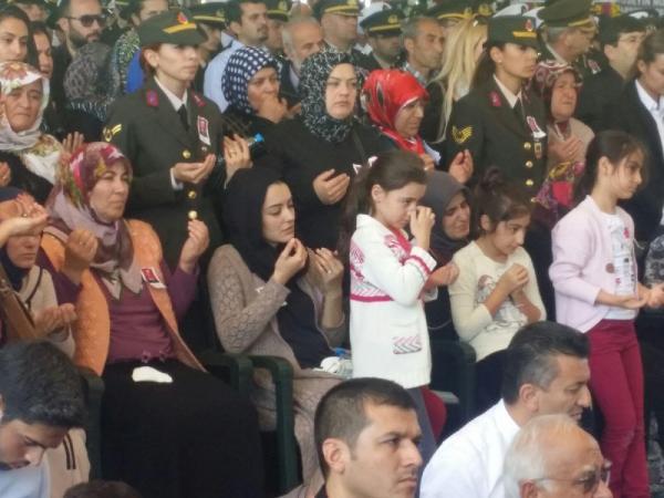 Şehit uzman çavuş Sinan Uçan, son yolculuğuna uğurlandı/ ek fotoğraflar