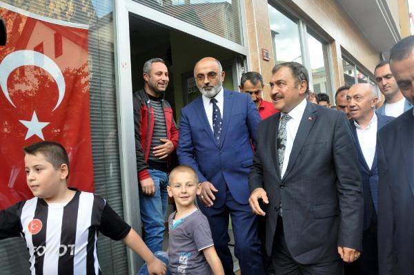 Bakan Eroğlu: Yeşil Yol için Trabzon'da sadece 13 ağaç kesildi (3)
