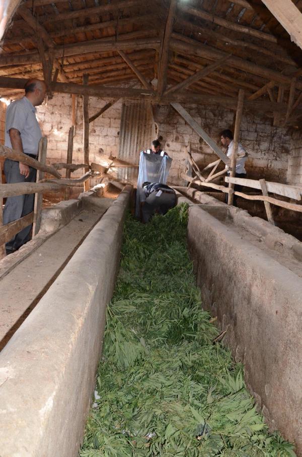 Gaziantep'te uyuşturucu operasyonu; baba ile oğlu gözaltına alındı