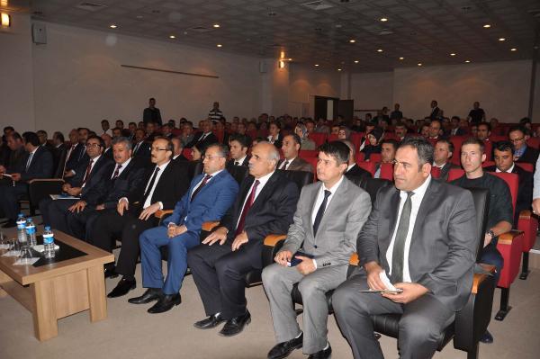 Muş Valisi Seddar Yavuz, okul müdürlerini uyardı