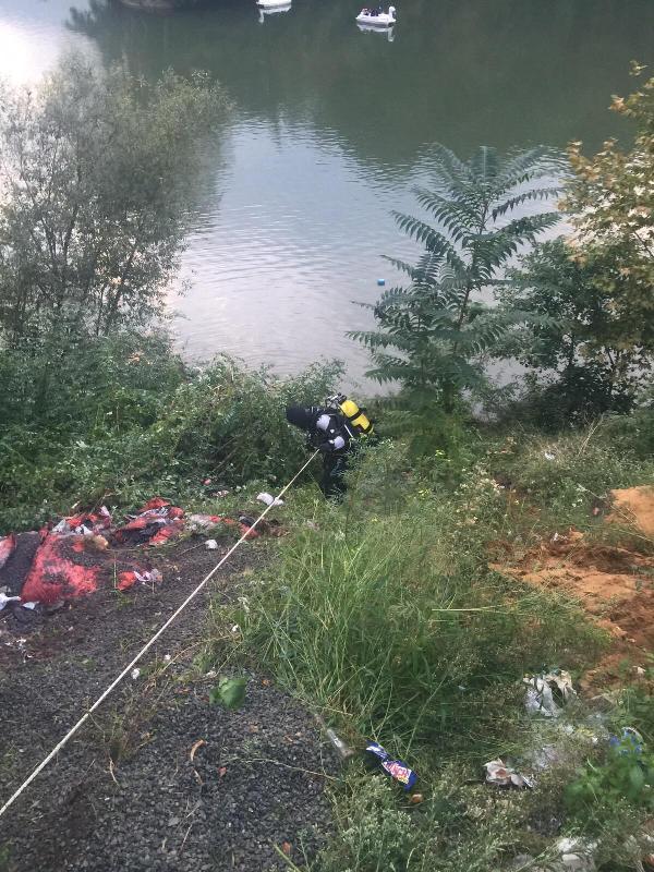Sera Gölü'ne uçan otomobildeki 3 kişi öldü