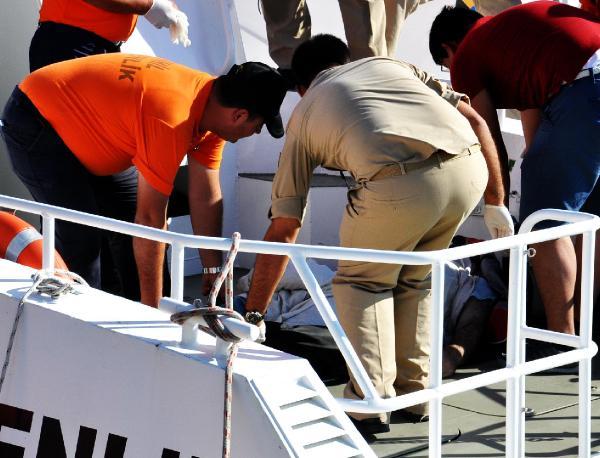 Bodrum'da denizde 4 ceset bulundu