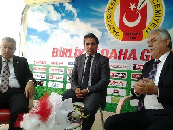 CHP'den Ahmet Hakan için KGC'ye ziyaret