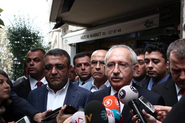"""fotoğraflar//Kılıçdaroğlu """" (Cumhurbaşkanı Erdoğan'a) Kendisine açık net çağrı yapıyoruz"""""""