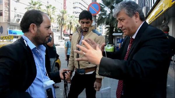 CHP'li Balbay, Basmane'deki Suriyelilerle üç saat geçirdi