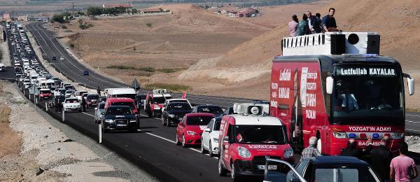 Yozgat bağımsız adayı Kayalar: İnsanımız gönül gönüle yola çıkacak bir siyasi parti bekliyor