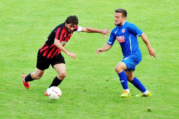 Van Büyükşehir Belediyespor-Bergama Belediyespor: 0-3