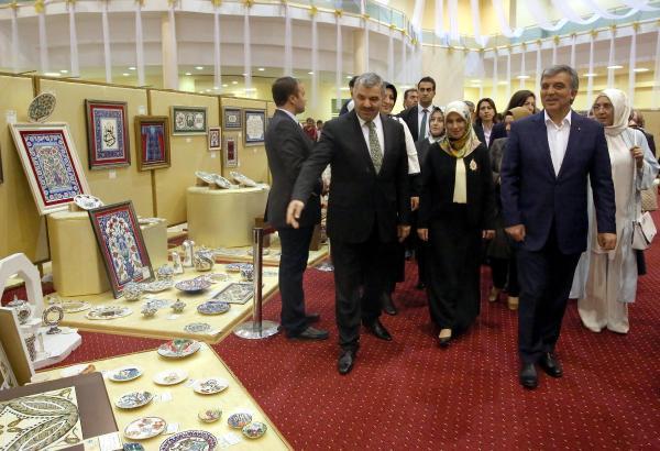 Abdullah Gül: Bizleri siyasete Erbakan hoca kazandırdı (2)