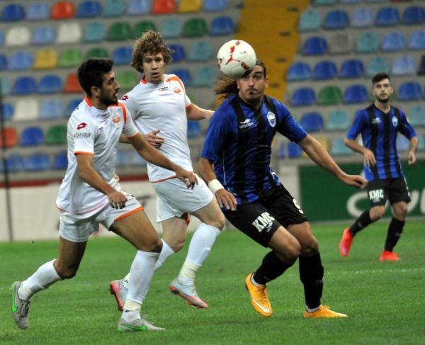 Kayseri Erciyesspor-Adanaspor maçı - Ek fotoğrafları