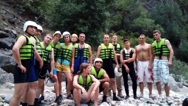 Kayıp turistler 5 saat sonra bulundu - Fotoğraf