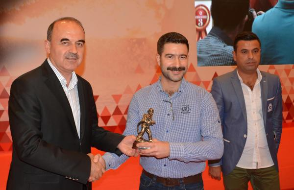 'İtfaiye Basın Ödülleri'nde DHA'ya 3 ödül
