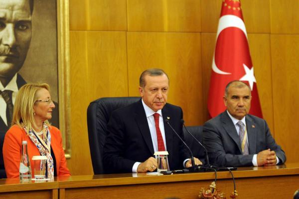 Fotoğraflar - Cumhurbaşkanı Erdoğan Fransa'ya gitti