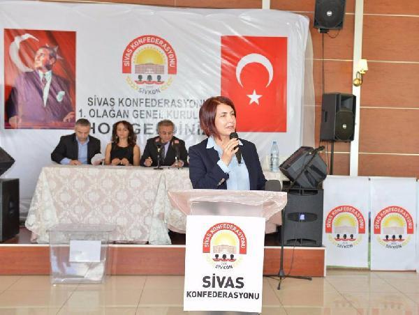 SİVKON Genel Başkanlığı'na yeniden Toprak seçildi