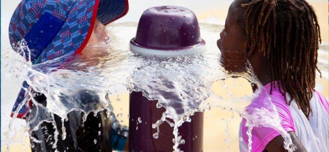 75 yıllık sıcaklık rekoru kırıldı