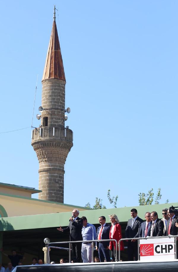Kılıçdaroğlu: Tek yerli ve milli parti CHP'dir (4)