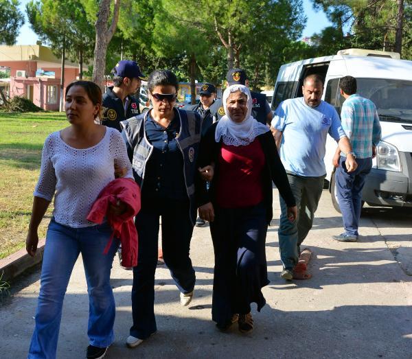 Korsan gösterileri organize eden 6 kişi yakalandı