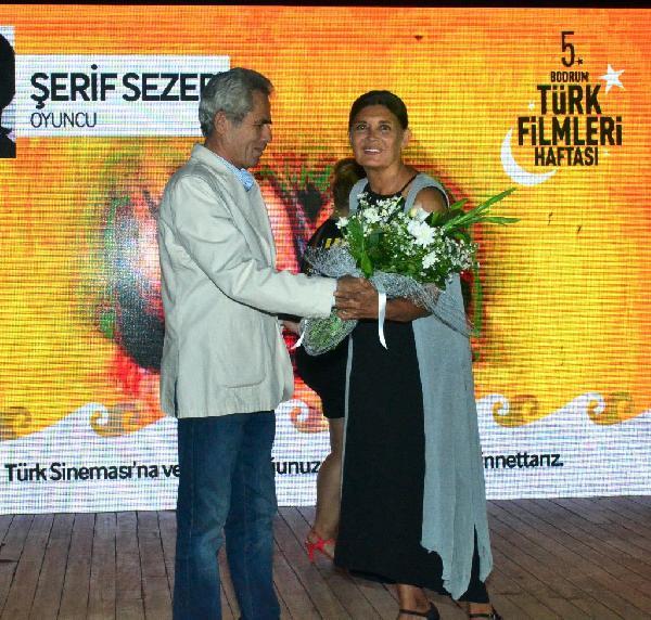 5. Bodrum Türk Filmleri Haftası, Emek Ödülleri ile son buldu