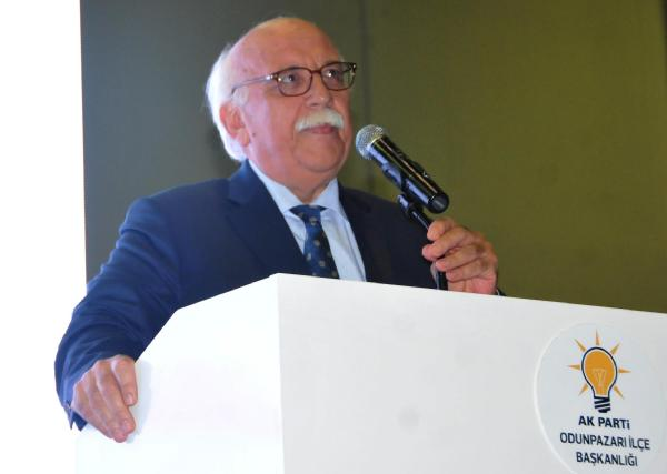 Bakan Avcı: MHP rahmetli Türkeş'in Milliyetçi Hareket Partisi değil