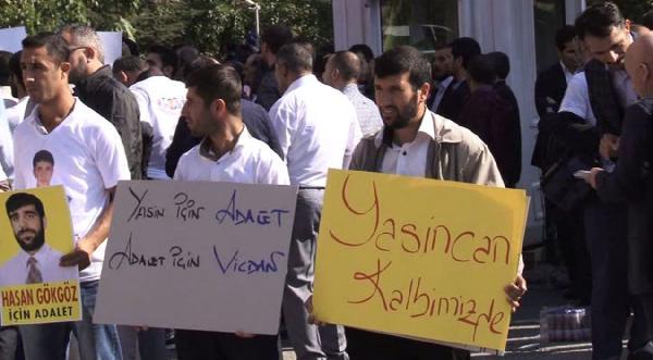 'Yasin Börü davası' Ankara'da görülmeye başlandı