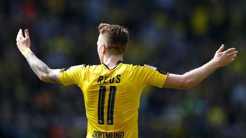 Almanya'da yılın futbolcusu Marco Reus