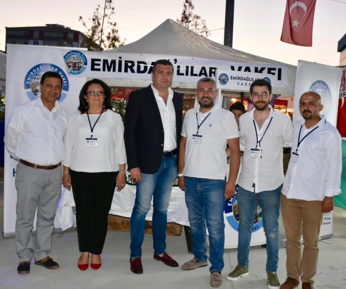 'Gurbetçilerimiz Emirdağ'ı Avrupa'nın ilçesi yaptı'