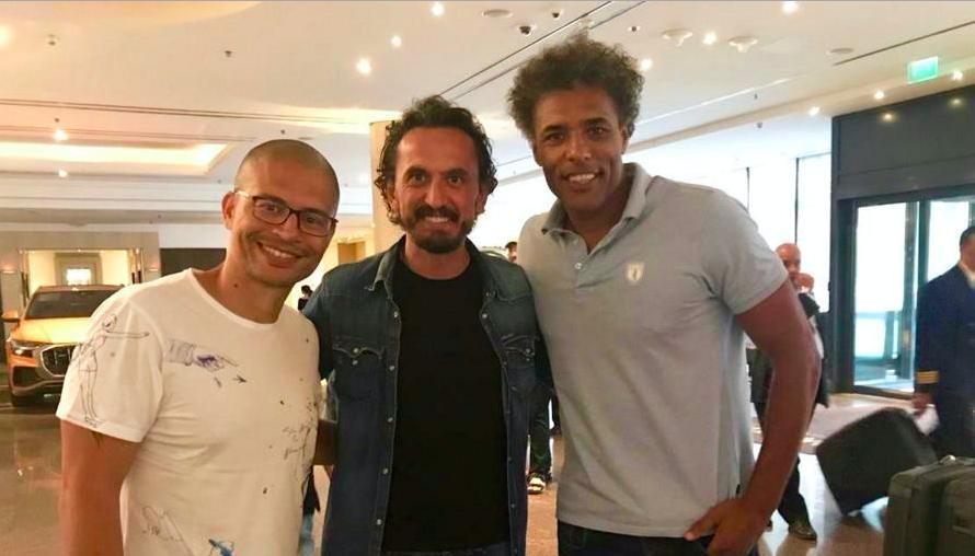 Alex, Fenerbahçe'yi Almanya'da yalnız bırakmadı