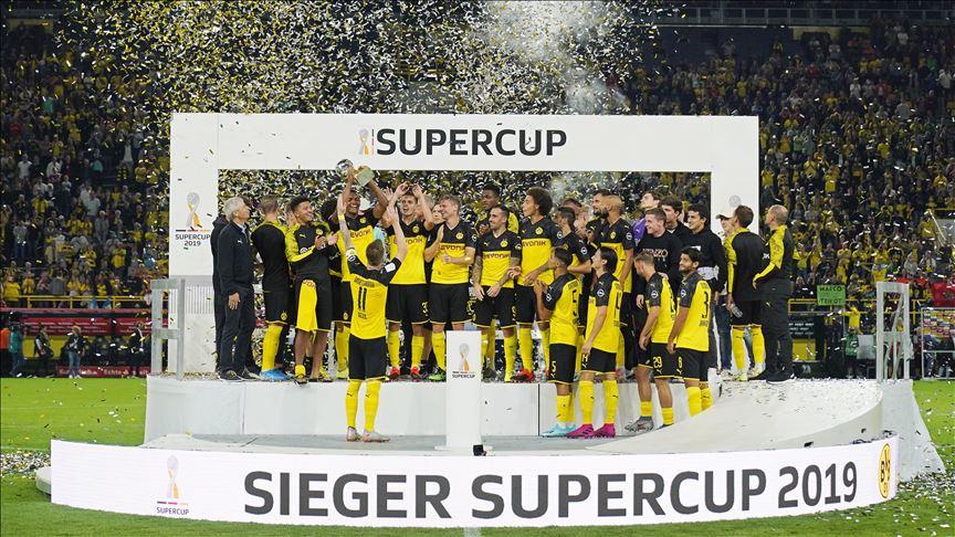 Süper Kupa, Borussia Dortmund'un