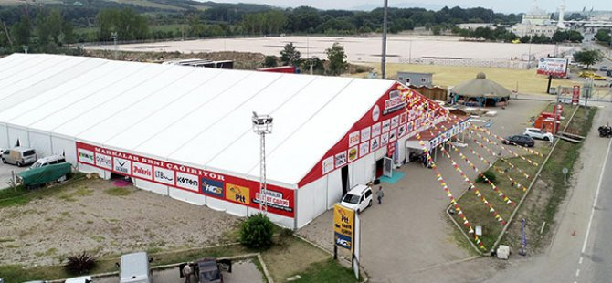 Kapıkule'de 'alışveriş çadırı' tartışması