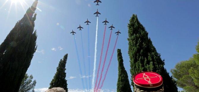 Fransa, Alman işgalinden kurtuluşunu kutladı