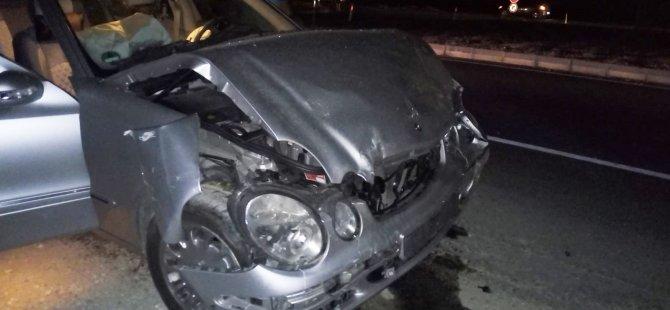 Kavşakta feci kaza: 1 ölü, 6 yaralı