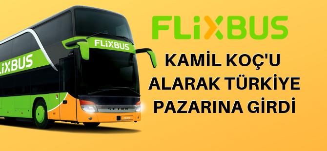 Flixbus Türkiye pazarına girdi
