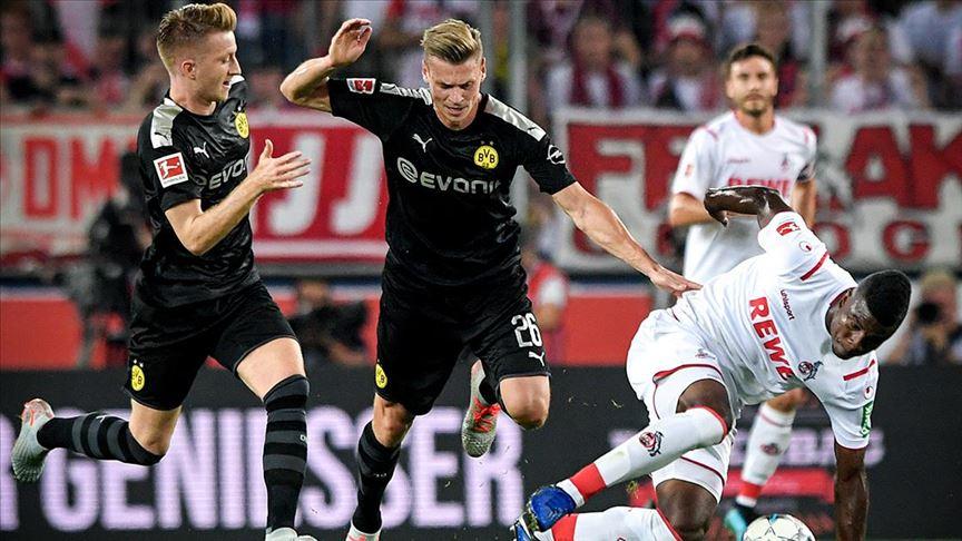Borussia Dortmund, 3 puanı 3 golle aldı