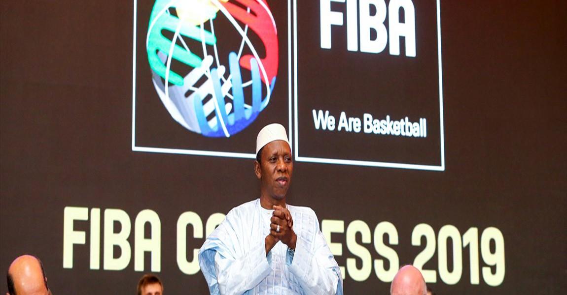 FIBA'nın yeni başkanı belli oldu