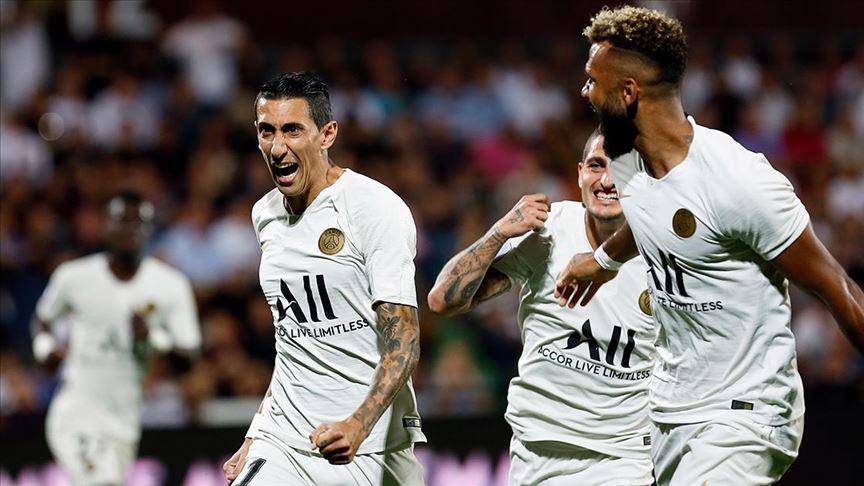 PSG, iki golle kazandı