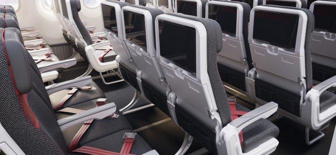 THY artık Türk malı koltukla uçacak