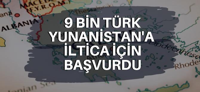 Türklerden Yunanistan'a rekor iltica başvurusu