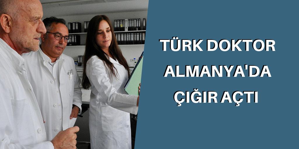 Türk doktordan yeni kanser tedavi tekniği