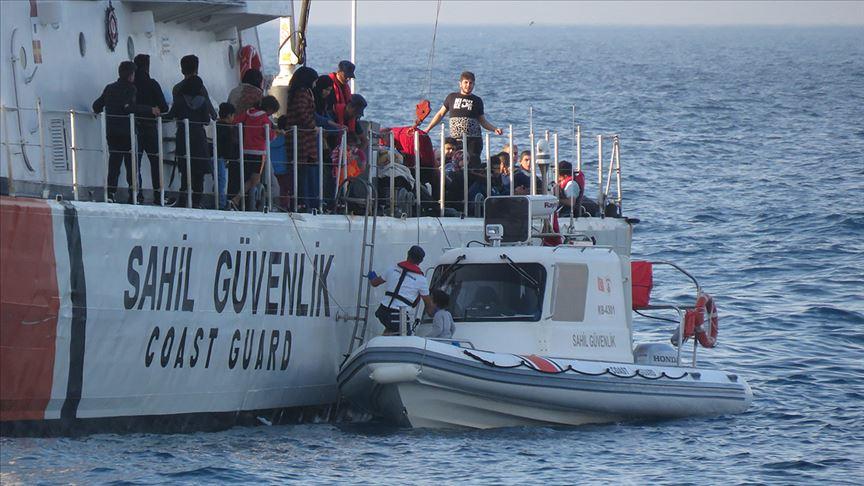 Avrupa'ya düzensiz göçleri Türkiye önlüyor