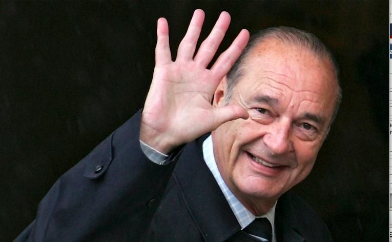 Fransa'nın eski lideri hayatını kaybetti